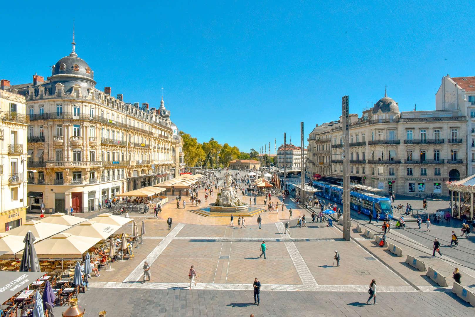 Montpellier Pháp
