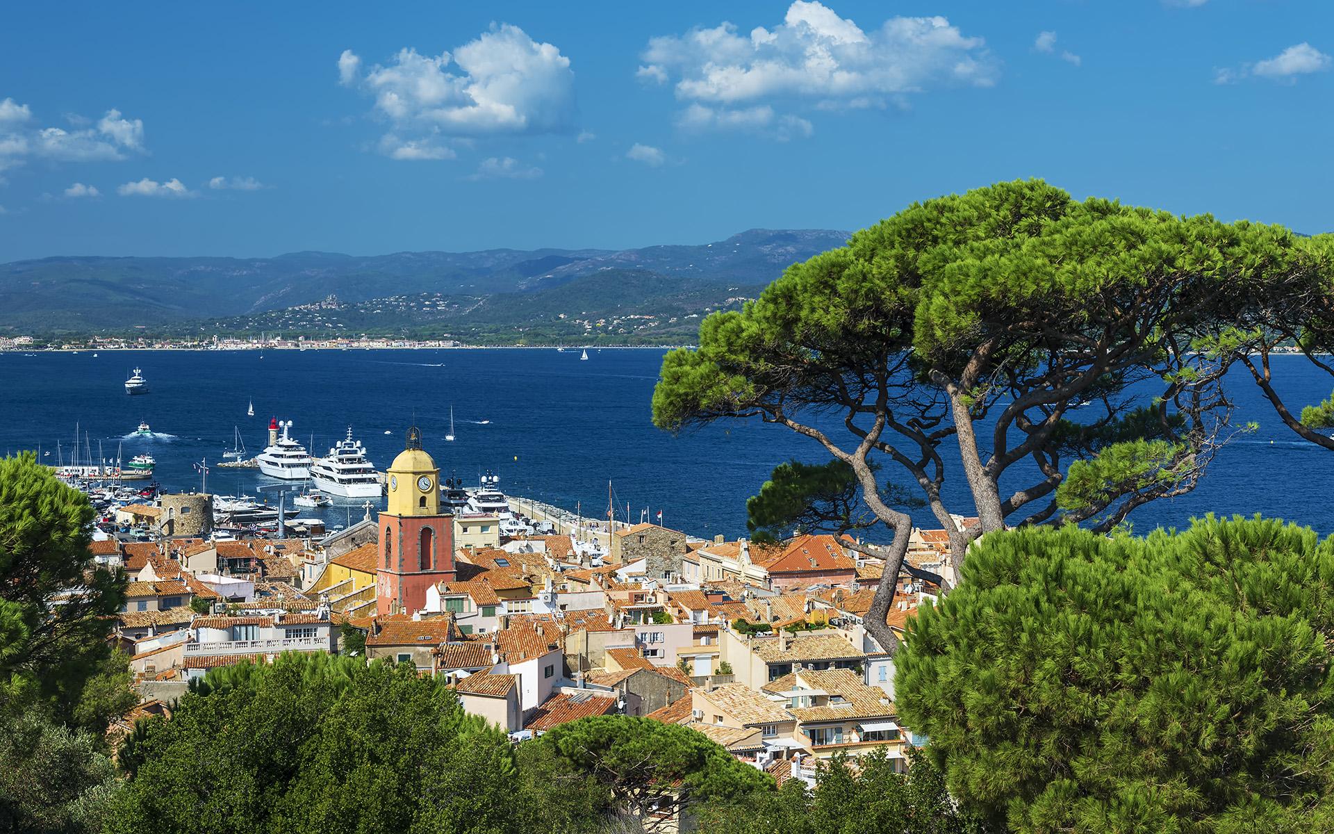 Saint-Tropez Pháp