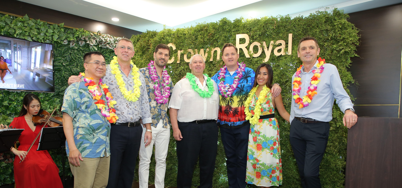 Crown Royal Corp mang lại cách thức mới để đi du lịch cho người Việt