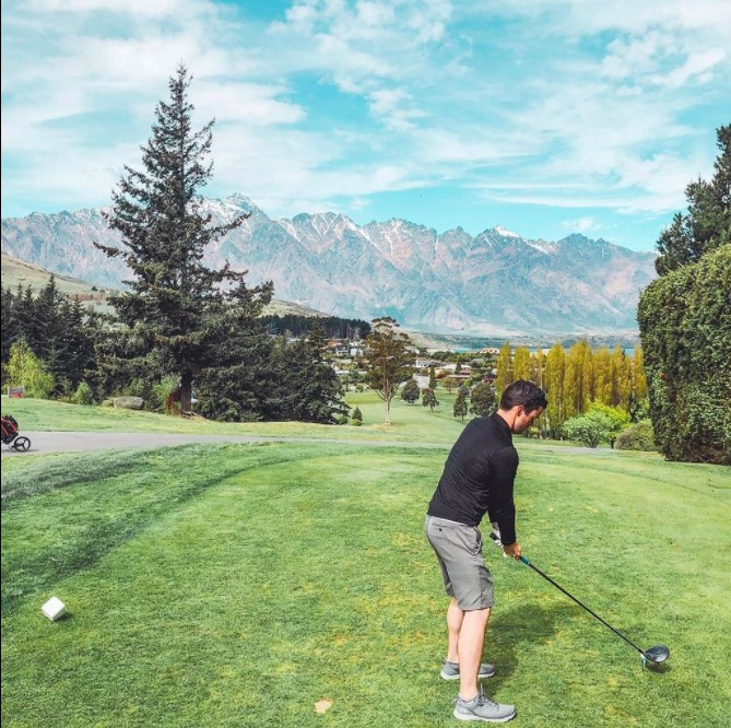 san golf o Queenstown