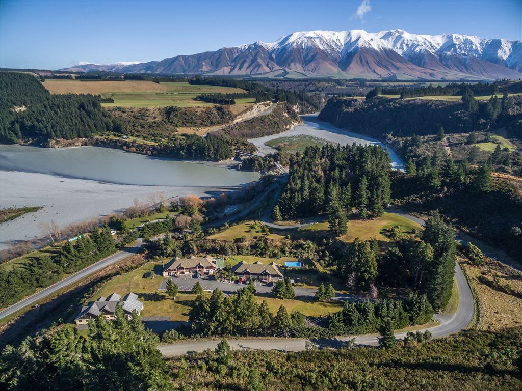 Mt Hutt Lodge resort