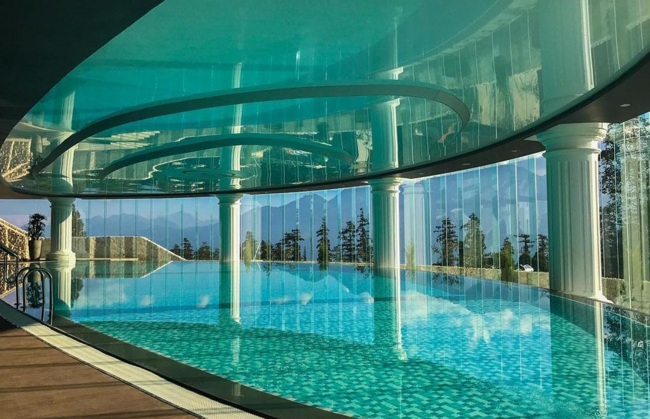 Resort Silk Path Grand Sapa